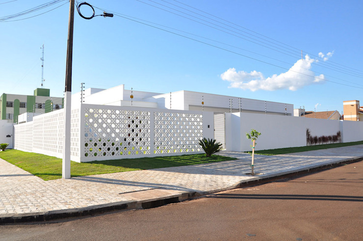 CASA RA Casas modernas por DIOGO RIBEIRO arquitetura Moderno