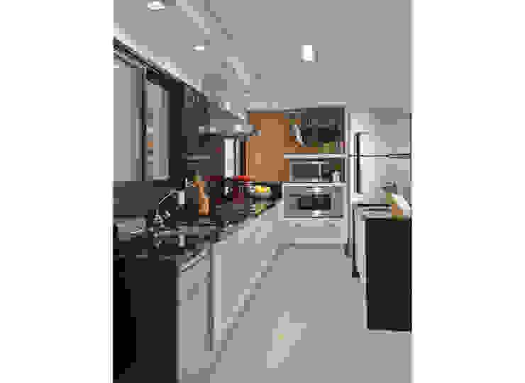 Cocinas de estilo rústico de Cria Arquitetura Rústico