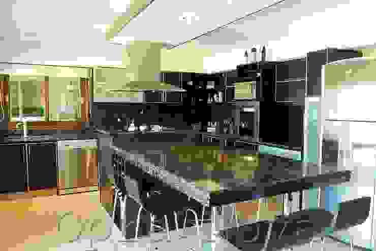 Modern kitchen by Opra Nova - Arquitectos - Buenos Aires - Zona Oeste Modern