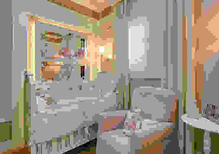 Dormitorios infantiles de estilo clásico de Fernanda Marchette Arquitetura Clásico