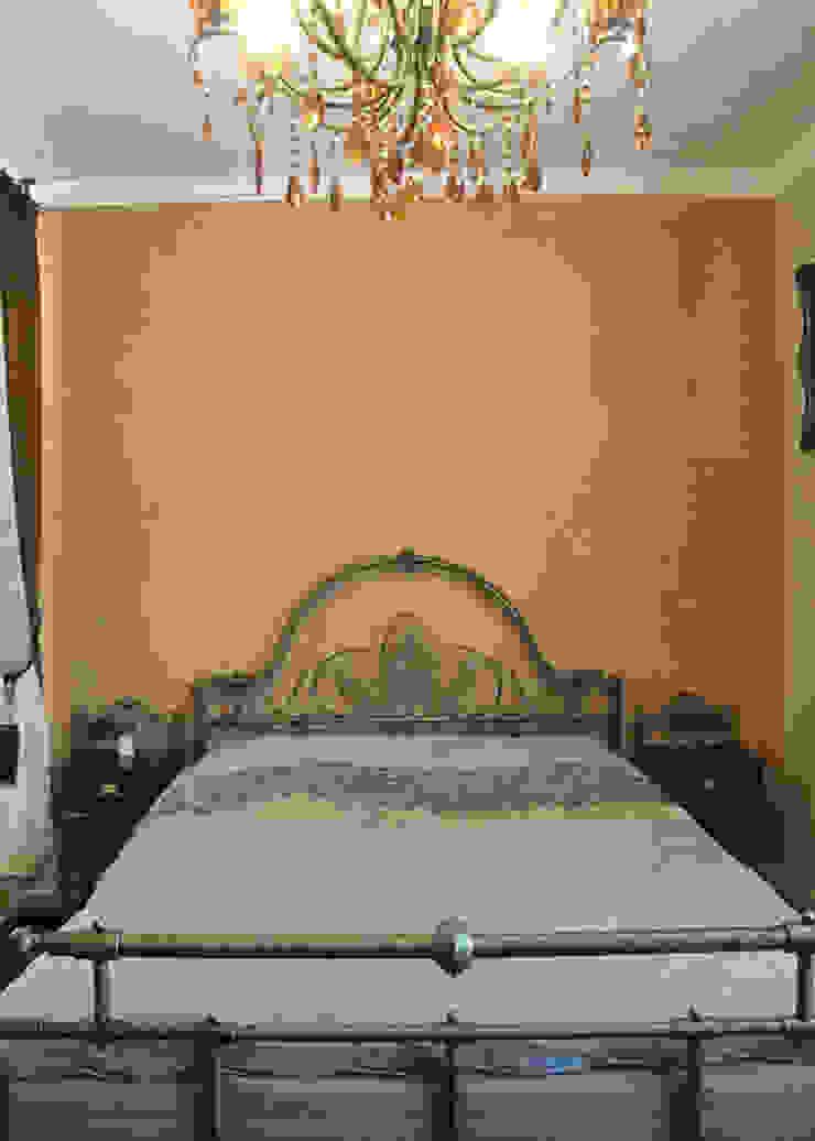 Stylowa sypialnia Klasyczna sypialnia od ,,Goya Art'' Małgorzata Świderska Klasyczny