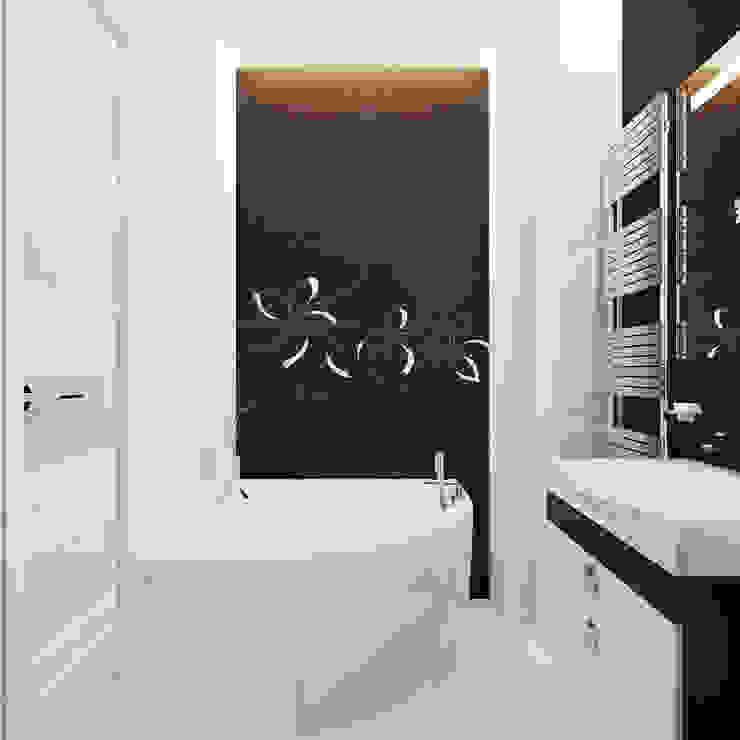 Интерьер квартиры для молодого человека Ванная комната в стиле минимализм от Оксана Мухина Минимализм