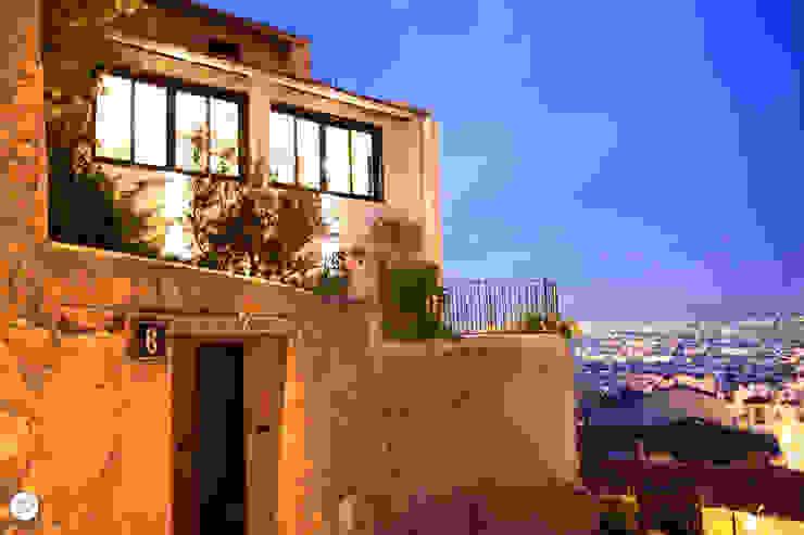 Casas de estilo moderno de Julie Le Goff Moderno