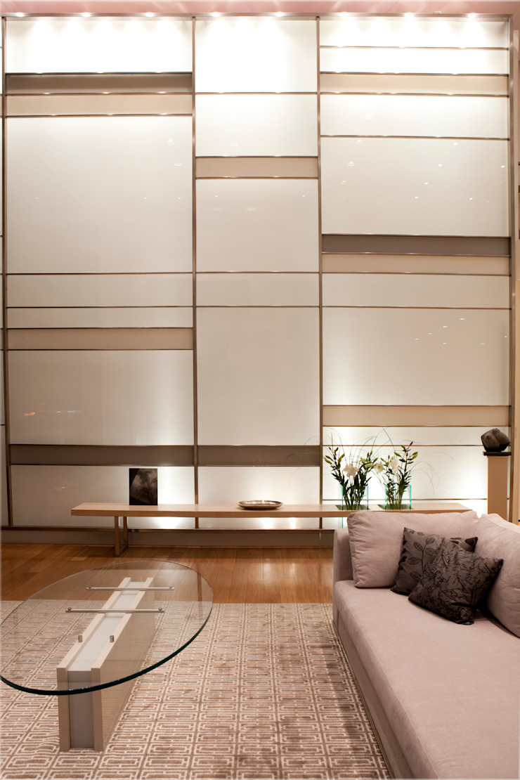 Showroom LIVE IN de LIVE IN Moderno