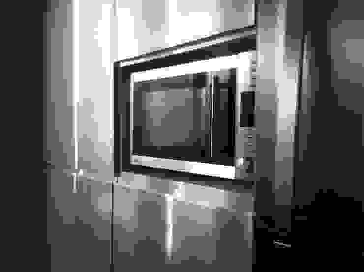 Proyectos de interiores varios Cocinas modernas: Ideas, imágenes y decoración de ZYX estudio Moderno
