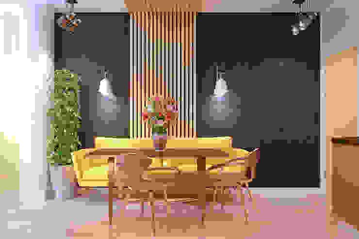 Cozinhas modernas por Студия интерьерного дизайна happy.design Moderno