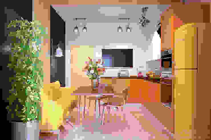 Студия интерьерного дизайна happy.design Cucina moderna