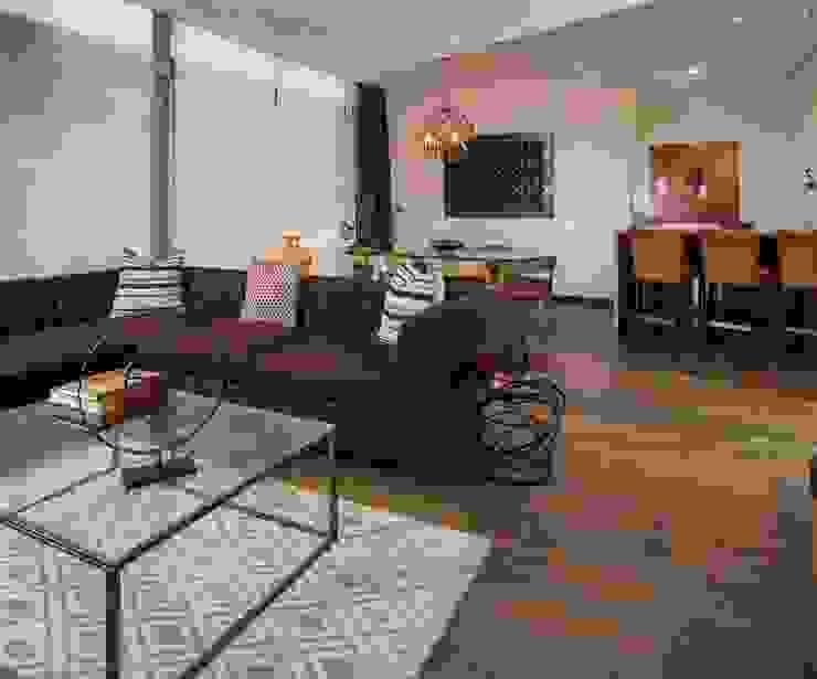 UNUO Interiorismo Living roomSofas & armchairs