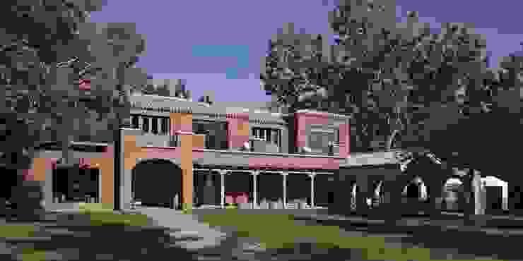 Bórmida & Yanzón arquitectos Rustic style house