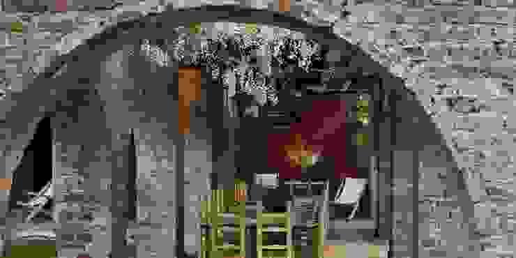 Jardines de invierno de estilo  de Bórmida & Yanzón arquitectos, Rústico