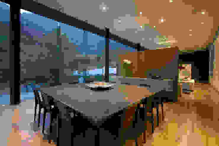 Casa BC Comedores modernos de GLR Arquitectos Moderno