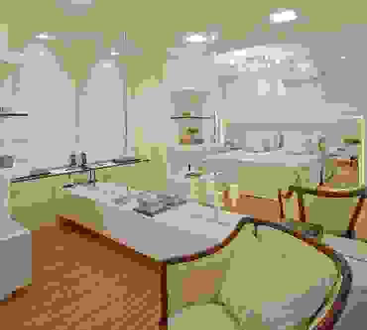 Dormitorios de estilo minimalista de Mariane e Marilda Baptista - Arquitetura & Interiores Minimalista