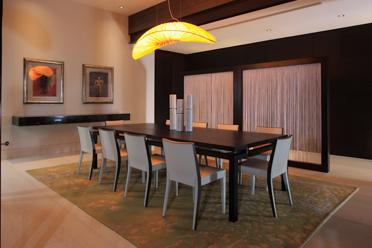 Casa CG: Comedores de estilo  por GLR Arquitectos, Moderno