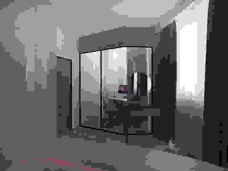 Квартира в ЖК <q>Дирижабль</q> Рабочий кабинет в стиле минимализм от AFTER SPACE Минимализм