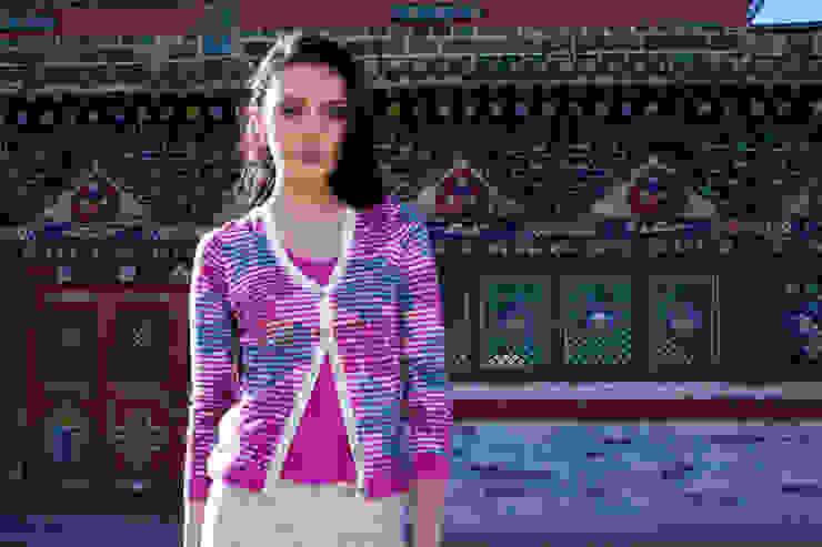 Nomadic Chic zomercollectie: modern  door Dulaan Cashmere, Modern