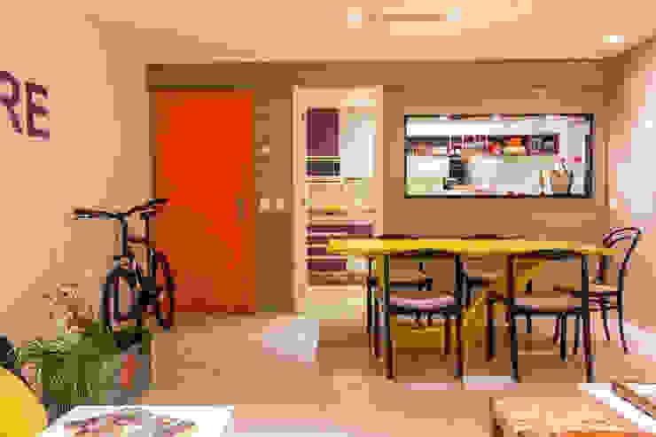 POCHE ARQUITETURA Modern dining room
