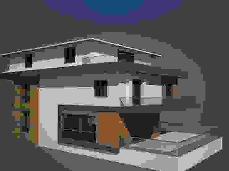 Maisons modernes par CANSEL BOZKURT interior architect Moderne