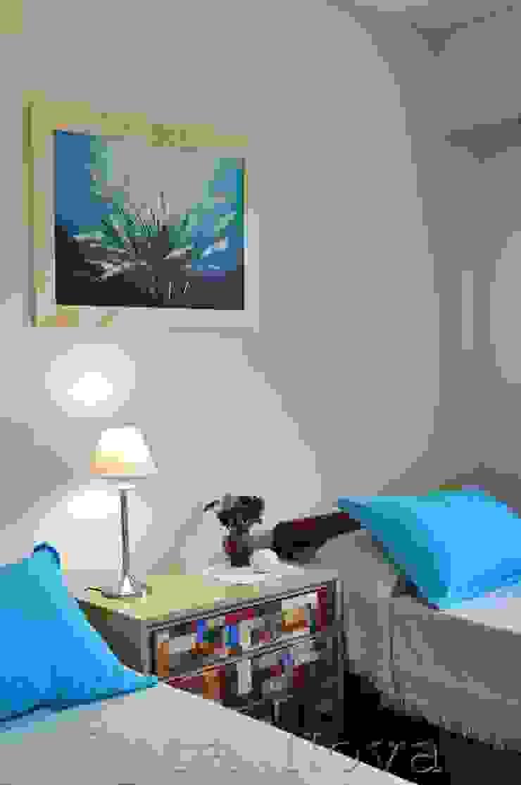 Klassische Schlafzimmer von Opra Nova - Arquitectos - Buenos Aires - Zona Oeste Klassisch