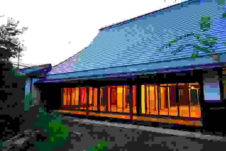 改修後の外観 石井建築設計事務所