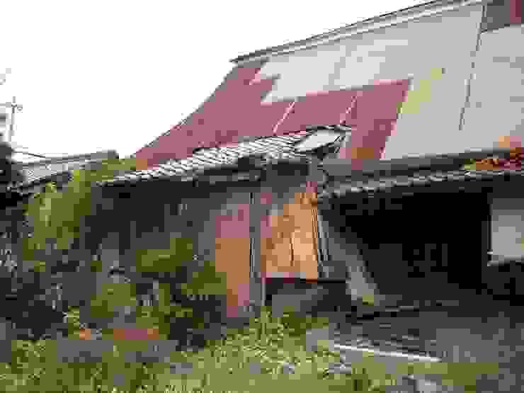 改修前の外観 石井建築設計事務所