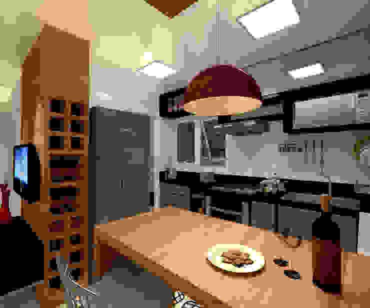 Konverto Interiores + Arquitetura Cucina moderna