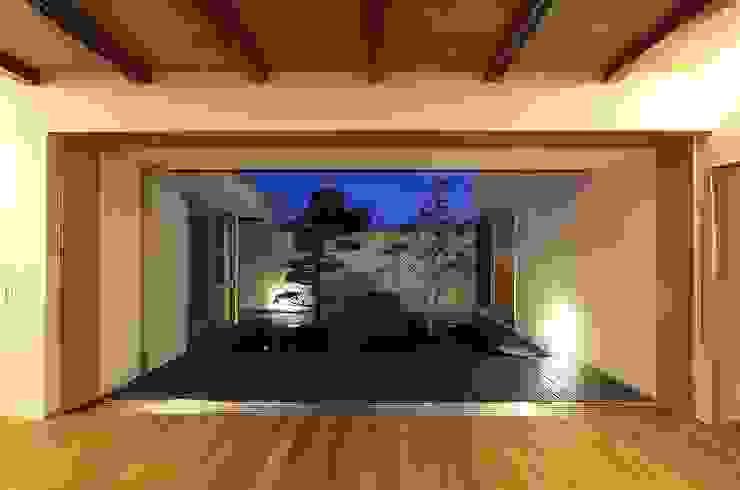 Yokono ARC モダンな庭 の 平林繁・環境建築研究所 モダン
