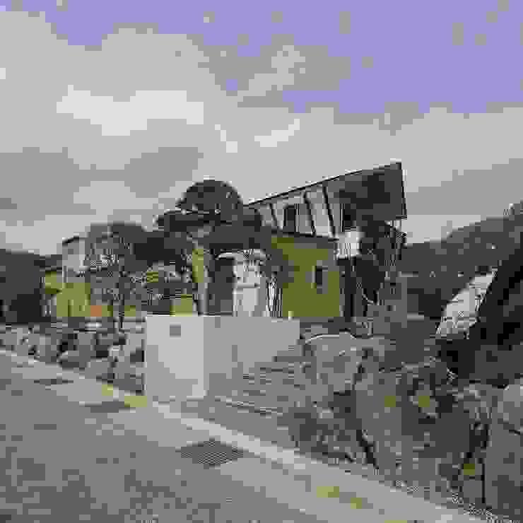 โดย 平林繁・環境建築研究所 โมเดิร์น