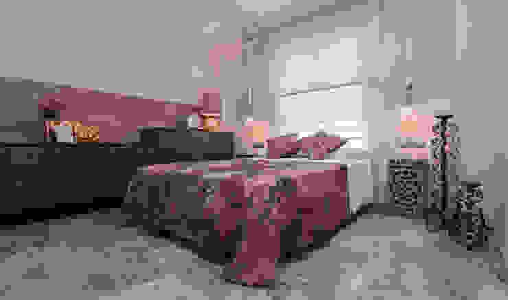 Kamar Tidur Gaya Mediteran Oleh Apersonal Mediteran