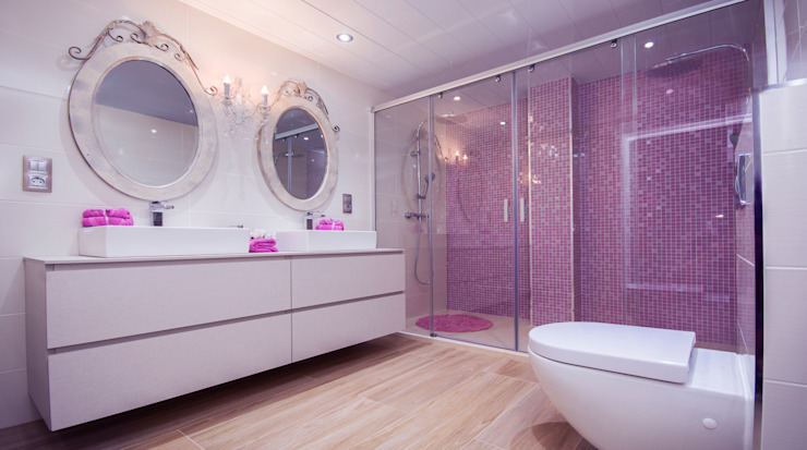 Badkamer door Apersonal