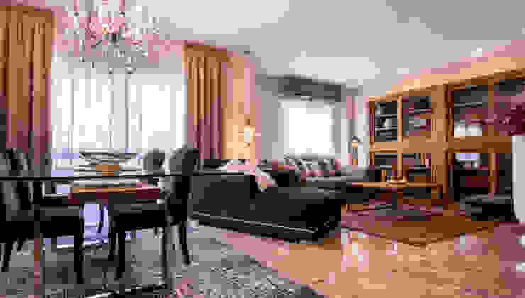 غرفة المعيشة تنفيذ Apersonal, بحر أبيض متوسط