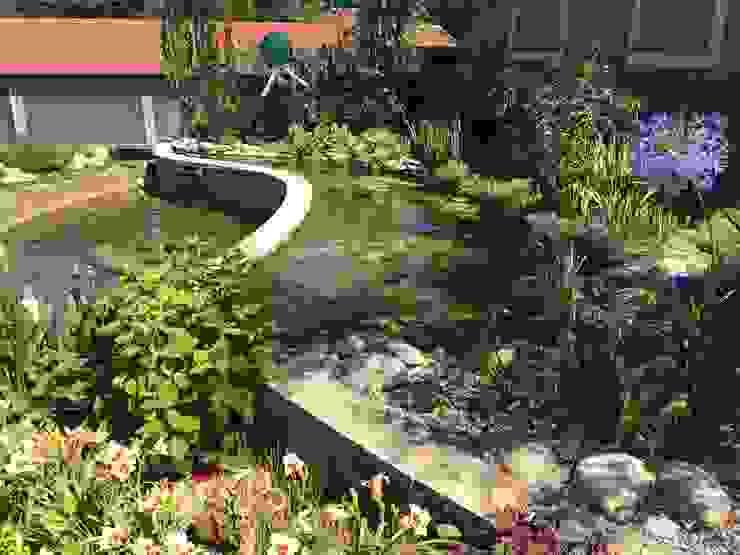 Edil One Bergamo srl Modern garden