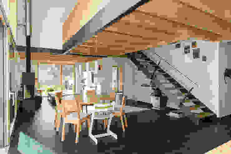 Haus OM in Seelbach Moderne Esszimmer von Schuler Architekten Modern