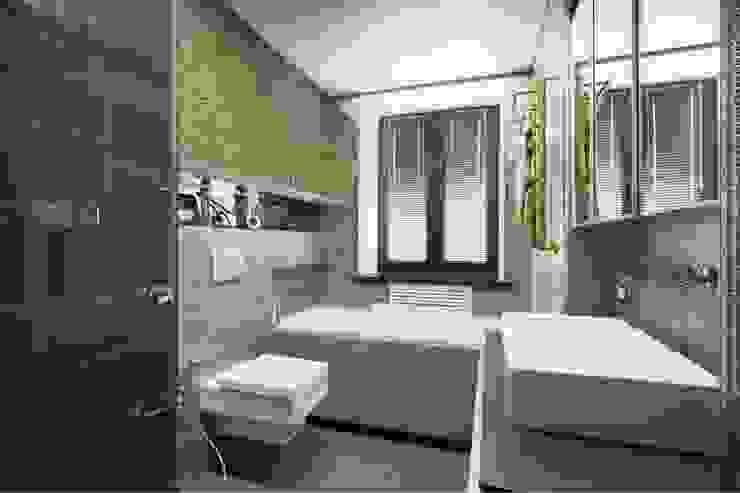 Ванная. от Студия дизайна Ирины Комиссаровой Эклектичный