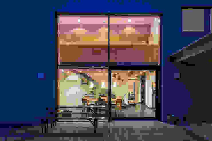 Haus OM in Seelbach Moderne Wohnzimmer von Schuler Architekten Modern