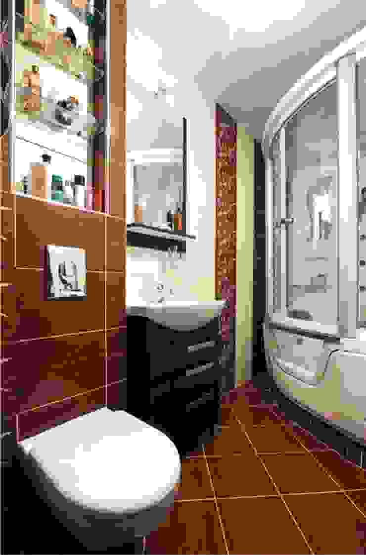 Ванная. от Студия дизайна Ирины Комиссаровой