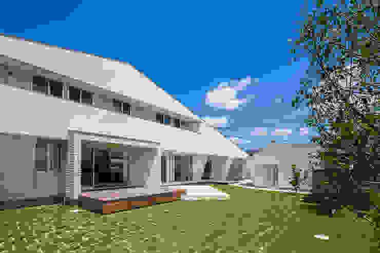 白珪の家: 梶浦博昭環境建築設計事務所が手掛けた家です。,オリジナル