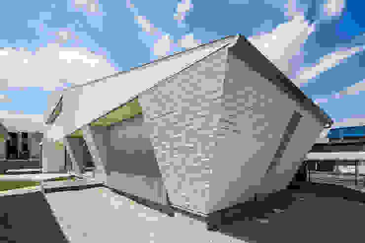 白珪の家 オリジナルな 家 の 梶浦博昭環境建築設計事務所 オリジナル