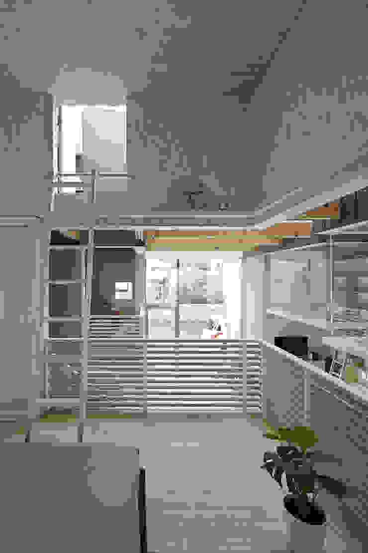 生駒の家 オリジナルスタイルの 寝室 の 安部秀司建築設計事務所 オリジナル