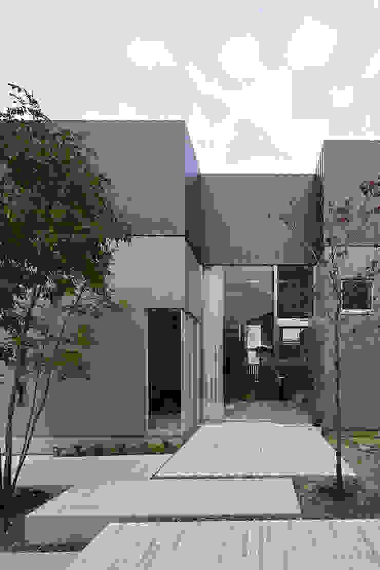 生駒の家 オリジナルな 家 の 安部秀司建築設計事務所 オリジナル