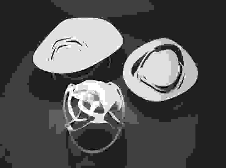 Kirigram table collection di kirigram Moderno