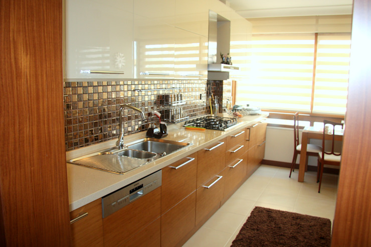 Luce mutfak&banyo KitchenCabinets & shelves