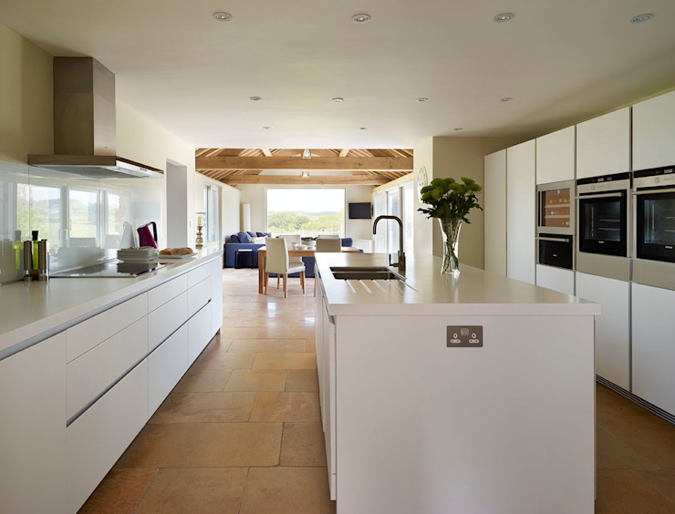 A bulthaup kitchen with a view hobsons choice Modern Kitchen