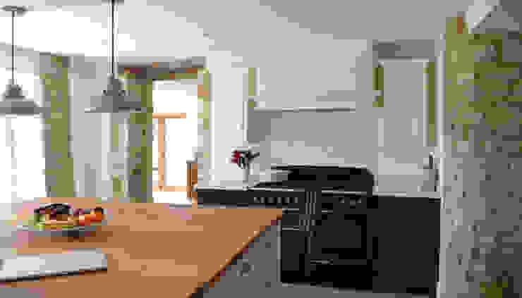 Refurbished kitchen Modern kitchen by homify Modern