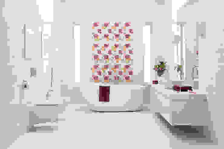 Kolekcja Bellicita Nowoczesna łazienka od Ceramika Paradyż Nowoczesny