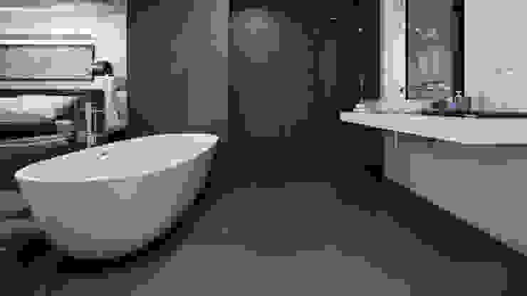 Kolekcja Intero Minimalistyczna łazienka od Ceramika Paradyż Minimalistyczny