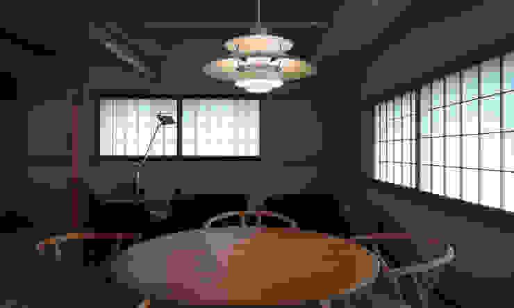 菊川の家 オリジナルデザインの リビング の 堀内総合計画事務所 オリジナル