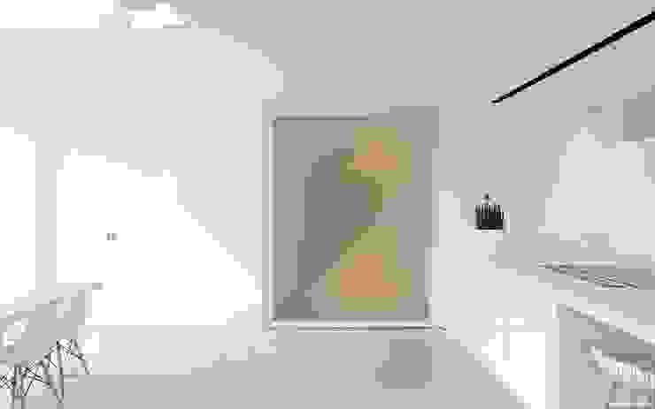 Grote glazen deur van Anyway Doors Modern