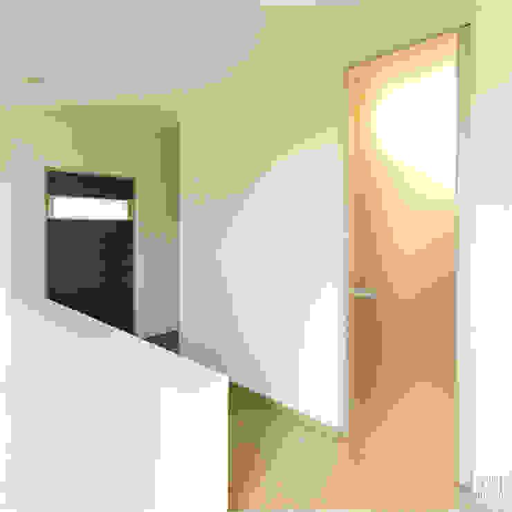 Mat glazen deur op maat van Anyway Doors Modern