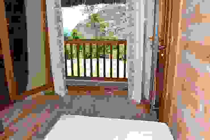 Üst Yatak Odasından görünüm Pure Life Organic Villa Kırsal Oteller