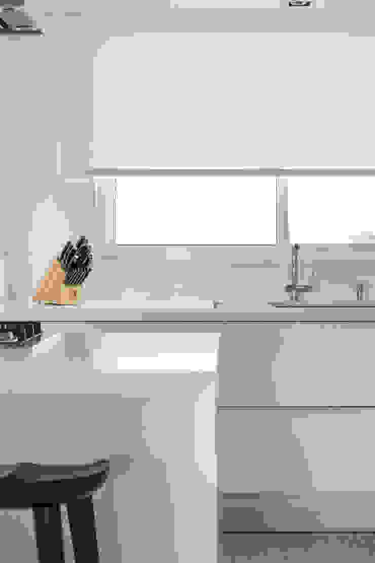 ED HOUSE Cozinhas minimalistas por Estúdio LAFLORENCE. Minimalista
